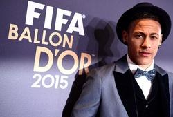 Neymar không phục vì đứng sau C.Ronaldo