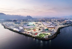 Nhiều địa điểm tổ chức Olympic 2016 bị dỡ bỏ