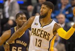 Pacers rao bán 1st pick để tuyển người hỗ trợ Paul George
