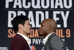 Pacquiao và Bradley hứa hẹn kịch chiến