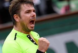 Roland Garros ngày 2: ĐKVĐ Wawrinka thoát thua