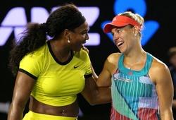 Serena và Kerber rút lui khỏi giải Dubai Open