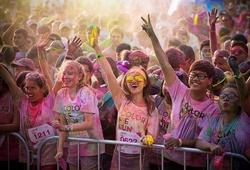 Thể thao cuộc sống: Lễ hội chạy bộ sắc màu