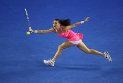 Top 5 pha ghi điểm hay nhất của quần vợt nữ trong tháng 2