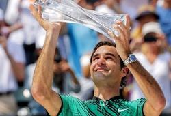 Vượt qua Nadal, Federer trở lại Top 5 thế giới