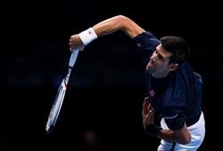 World Tour Finals (lượt 2): Djokovic điền tên vào bán kết