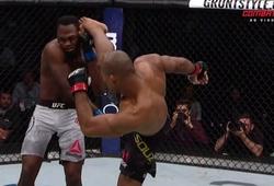 UFC on Fox 27: Jacare Souza trở lại, chiến thắng KO ngay hiệp 1