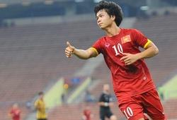 Công Phượng lọt Top 3 cầu thủ trẻ xuất sắc năm 2015