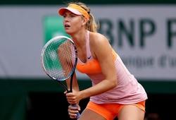 Sharapova rút khỏi Qatar Open vì chấn thương