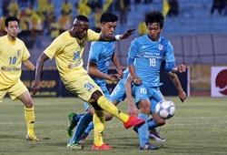 Thắng tối thiểu Kitchee, HN.T&T thi đấu xuyên Tết ở AFC Champions League