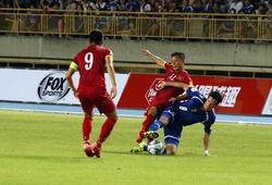 Hết giờ, ĐTVN 4-1 Đài Loan (Trung Quốc): Chiến thắng thuyết phục