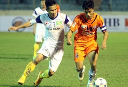 HẾT GIỜ: SHB.Đà Nẵng 1-1 SLNA, Sài Gòn 3-1 FLC Thanh Hóa