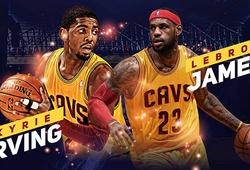 Infographic: 5 cuộc chia ly màu xám ở giải bóng rổ NBA
