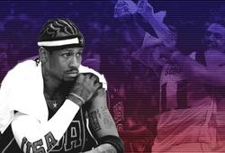 Iverson và chuyện chưa kể về thất bại lớn nhất lịch sử bóng rổ Mỹ
