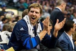 Dirk Nowitzki hy sinh 194 triệu đô cho Dallas Mavericks