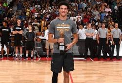 Lonzo Ball ra mắt ấn tượng tại NBA Summer League (Kỳ 2)