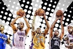 Top 10 màn trình diễn tân binh bùng nổ nhất lịch sử NBA (Kỳ 1)