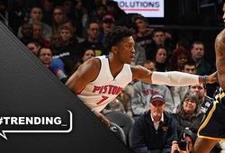 Detroit Pistons không chỉ kỳ vọng Andre Drummond - Reggie Jackson