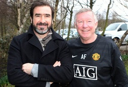 """Tâm thư"" Sir Alex Ferguson gửi Eric Cantona được rao bán"
