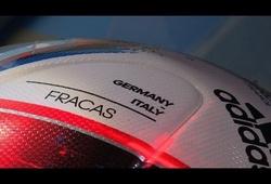 Thông điệp riêng của các mẫu bóng tại các kỳ EURO và World Cup