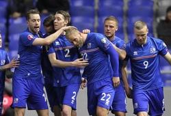 """Iceland – Áo: """"Cướp biển"""" bị ép thắng"""