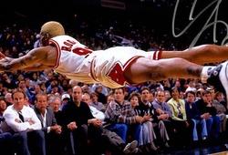 """""""Trùm rebound"""" Rodman - Gã điên rồ dại hay Thiên tài bóng rổ?"""