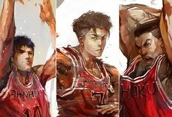 Slam Dunk: Bộ truyện tranh kinh điển truyền tình yêu bóng rổ