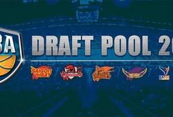 VBA Draft Pool 2017: Thách thức cho người cũ