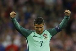 Ronaldo không bao giờ vơi khát vọng vươn lên