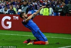 Pháp 5-2 Iceland: Mưa bàn thắng ở Paris