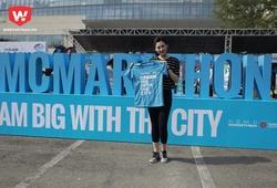 Dương Tú Anh tự tin chạy giải HCMC Marathon giữa tin đồn tình ái