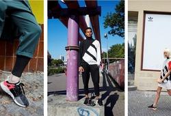 Adidas đánh dấu sự trở lại của EQT với Lookbook Xuân - Hè 2017