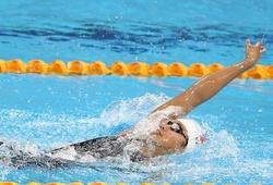 """Ánh Viên """"trắng tay"""" sau 3 ngày thi đấu tại giải Arena Pro Swim Series - Mỹ"""