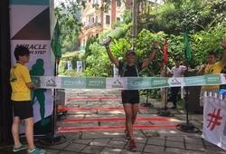 Giải chạy Tam Đảo: Cao Ngọc Hà lọt Top 5 Asia Trail Master
