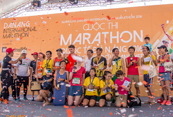 Manulife Da Nang International Marathon: Giải chạy có cung đường hấp dẫn nhất Việt Nam