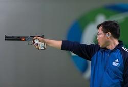 """Hoàng Xuân Vinh """"khai súng"""" tại Cúp bắn súng Thế giới sau Olympic"""