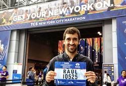 Infographic: New York City Marathon 2016 qua các con số