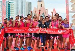 Những hình ảnh đẹp tại giải 3 môn phối hợp đầu tiên ở Nha Trang