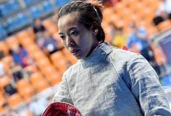 Lệ Dung dừng bước trước ĐKVĐ kiếm chém nữ Olympic
