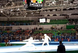 Olympic 2016: Vũ Thành An thắng VĐTG 2015 nhưng vẫn bị loại