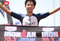 Người Việt đầu tiên đoạt vé dự VĐTG Ironman 70.3 2017: Ước gì không phí thời gian chơi game