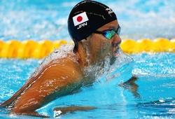 Thần đồng bơi Nhật Bản phá kỷ lục thế giới 200m bơi ếch