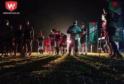 Theo chân các VĐV chạy 70km vượt rừng Pù Luông VJM 2017