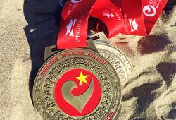 Thông điệp ẩn chứa trên tấm huy chương Challenge Vietnam