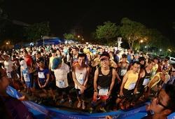 Hơn 8000 người sẽ chạy giải HCMC Marathon ngay đầu năm 2018
