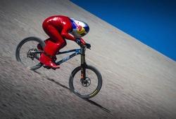 Xe đạp MTB lập kỷ lục thế giới mới về tốc độ như siêu xe