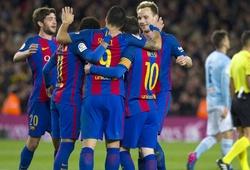 """Cơ sở nào để Barca """"thoát hiểm"""" thần kỳ ở Champions League?"""