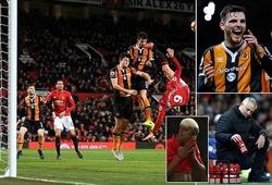 """Man Utd lại hòa: Sút như... """"chân gỗ"""", Top 4 mất hút"""