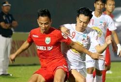 Trực tiếp bóng đá: Hoàng Anh Gia Lai - B. Bình Dương