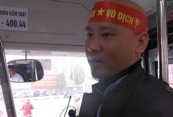 Video: Những chuyến xe bus chở tình yêu U23 Việt Nam